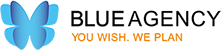 Blue Agency Logo